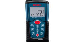 Лазерный дальномер Bosch DLE 40 Professional с чехлом