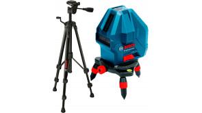 Лазерний нівелір Bosch GLL 3-15X з штативом BT 150