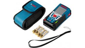 Лазерный дальномер Bosch GLM 250 VF Professional с чехлом
