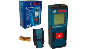 Дальномер лазерный Bosch GLM 30 Professional с чехлом
