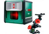 Лазерний нівелір Bosch Quigo III New з тримачем MM2 та адаптером