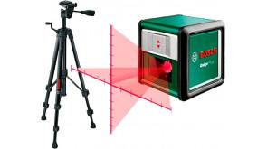 Лазерний нівелір Bosch Quigo Plus з штативом та мішенню