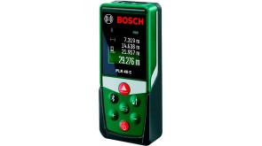 Лазерный дальномер Bosch PLR 40 C с чехлом