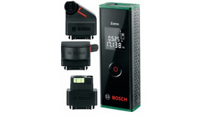 Цифровий лазерний далекомір Bosch Zamo Set