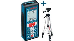 Лазерный дальномер Bosch GLM 150 Professional с штативом