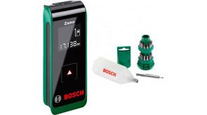Цифровой лазерный дальномер Bosch Zamo с набором 24 бит