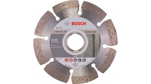Алмазный круг Bosch Standard for Concrete 115x22,23x1,6x10 мм