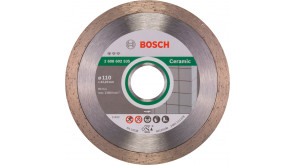 Алмазный круг Bosch Professional for Ceramic 110x22,23x1,6x7,5 мм