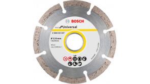 Алмазний круг Bosch ECO Universal 115x22,23x2,0x7 мм