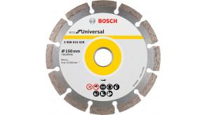 Алмазный круг Bosch ECO for Universal 150x22,23x2,1x7 мм