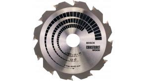 Пиляльний диск Bosch Construct Wood 180×2,6×30 мм, 12 FWF