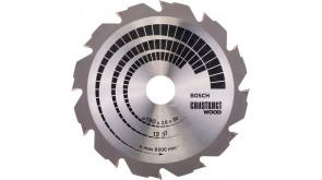 Пиляльний диск Bosch Construct Wood 190×2,6×30 мм, 12 HB