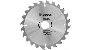 Пиляльний диск Bosch Eco for Wood 200x2,6x32-24T