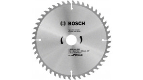 Пиляльний диск Bosch Eco for Wood 230x2,8x30-48T