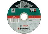 Круг відрізний Bosch INOX WA 60 T BF, 125×1,6 мм