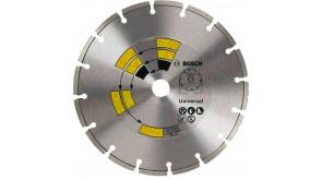 Алмазный круг Bosch Universal 115×22,23х1,7х7 мм