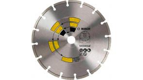 Алмазный круг Bosch Universal 125×22,23х1,7х7 мм