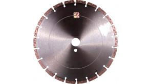 Алмазний диск ADTnS по армобетону 300x3,2x10x25,4 мм
