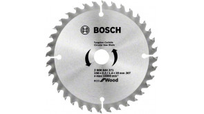 Пиляльний диск Bosch Eco for Wood 150x2,2x20-36T