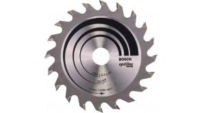 Пиляльний диск Bosch Optiline Wood 130×2,4×20 мм, 20 ATB