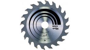 Пиляльний диск Bosch Optiline Wood 140×2,4×20 мм, 20 ATB