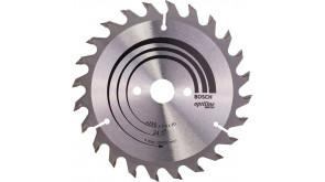 Пиляльний диск Bosch Optiline Wood 150×2,4×20 мм, 24 ATB