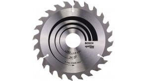 Пиляльний диск Bosch Optiline Wood 165×2,6×30 мм, 24 ATB