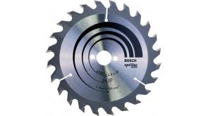 Пиляльний диск по дереву Bosch Optiline Wood 160 мм 24 зуба