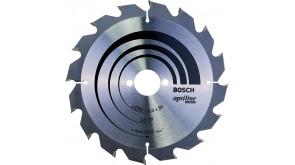 Пиляльний диск по дереву Bosch Optiline Wood 190 мм 16 АТВ