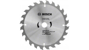 Пиляльний диск Bosch Eco for Wood 190x2,2x20-24T
