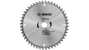 Пиляльний диск Bosch Eco for Wood 190x2,2x20-48T