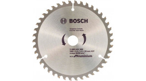 Пиляльний диск Bosch Eco for Aluminium 160x2,2x20-42T