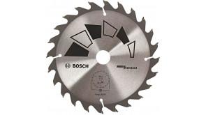 Пиляльний диск Bosch Standard GT WO H 160×2,2×20 мм, 24 зуба