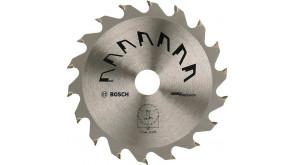 Пиляльний диск Bosch CR 130x20x2 мм, 18 зубів