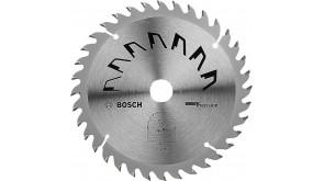 Пиляльний диск Bosch Precision GP WO H 160×2,5×20, 36 зубів