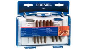 Набір насадок Dremel для різання 69 шт, (688)