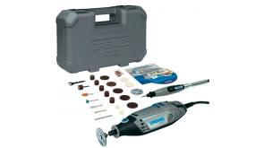 Багатофункціональний інструмент Dremel 3000 (1-25) в чемодані з гнучким валом та 25 насадками