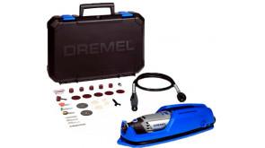Набір Dremel 3000 (3000-1/25 EZ) в чемодані з 25 насадками та гнучким валом