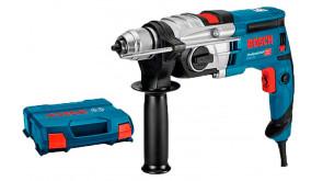 Дриль ударний Bosch GSB 20-2 Professional в L-Case з ШЗП