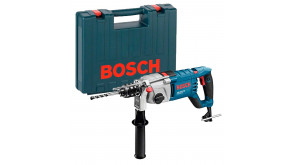 Дриль ударний Bosch GSB 162-2 RE Professional в чемодані