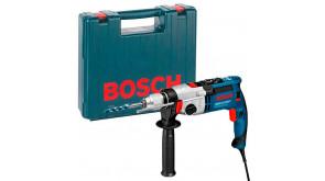 Дрель ударная Bosch GSB 21-2 RCT Professional в чемодане