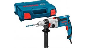 Дриль ударний Bosch GSB 24-2 Professional в L-Case с ШЗП