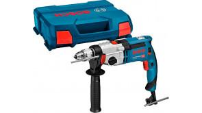 Дриль ударний Bosch GSB 24-2 Professional в L-Case с ЗВП