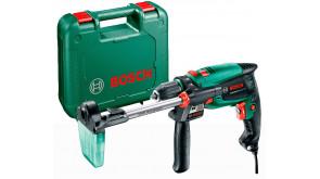 Дриль ударний Bosch UniversalImpact 700 в чемодані з системою Drill Assistant