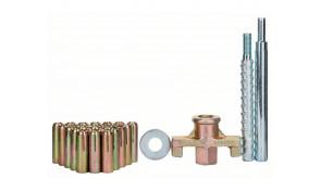 Набір кріплень в бетоні Bosch для стійки S 500 A