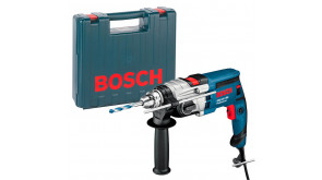 Ударний дриль Bosch GSB 19-2 RE Professional в чемодані з ЗВП