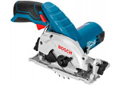 Акумуляторна дискова пила Bosch GKS 12V-26 Professional без акб та з/п