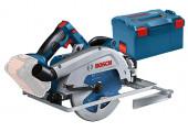 Акумуляторна циркулярна пила Bosch Professional GKS 18V-68 GC в L-Boxx 238 с пиляльним диском Expert for Wood 190 мм