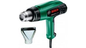 Технічний фен Bosch UniversalHeat 600 з склозахисним соплом 75 мм