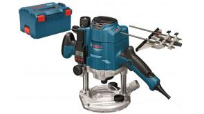 Фрезер Bosch GOF 1250 LCE Professional в L-Boxx